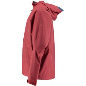 Kaikkialla Viljo 2,5 Layer Jacket Men Rust